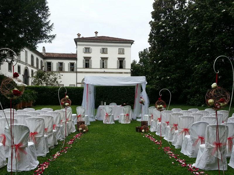 Villa Moroni | San Lucio Events
